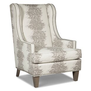 Walker Wingback Chair by Fairfield Chair