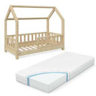 Cunningham Toddler House Bed By Harriet Bee
