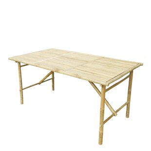 Shirli Rectangular Folding Dining Table by Bayou Breeze Today Sale Only