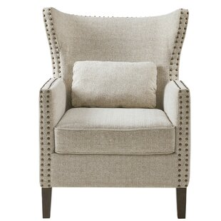 Darby Home Co DeSoto Wingback Chair