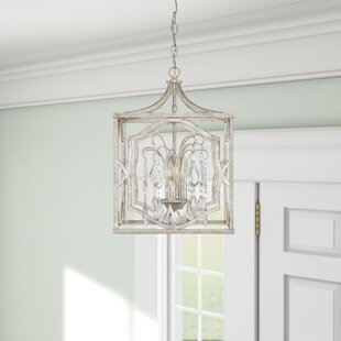 Willa Arlo Interiors Destrey 3-Light Foyer Pendant