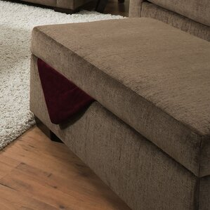 Andover Mills Simmons Upholstery Du Bois Storage Ottoman