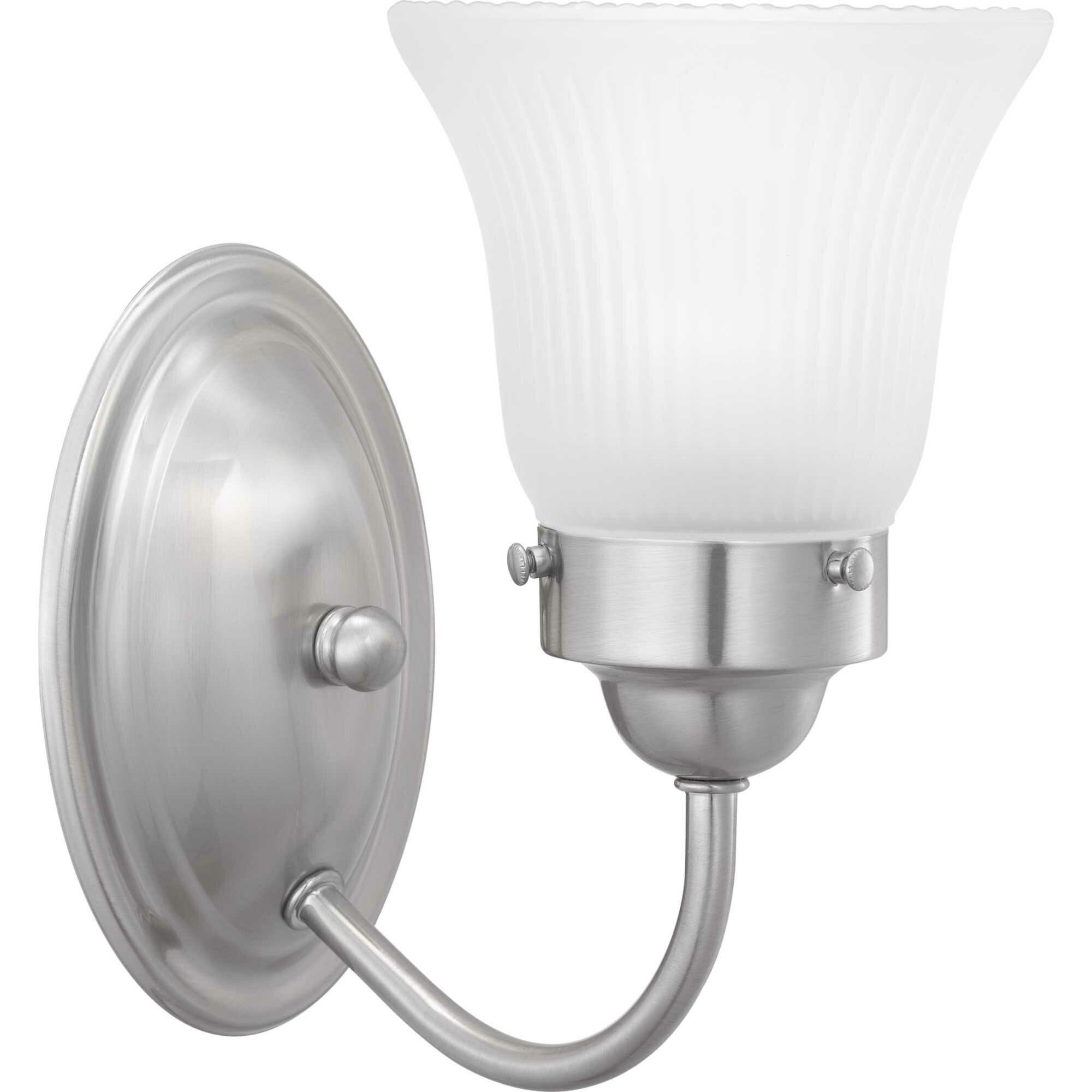 Light Dimmable Bath Sconce