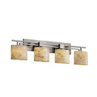 Rosecliff Heights Conovan 4-Light Bath Vanity Light