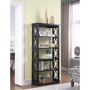 Inexpensive Bussard Standard Bookcase by House of Hampton