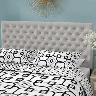 Best Reviews Bennett Queen Upholstered Panel Headboard By Willa Arlo Interiors