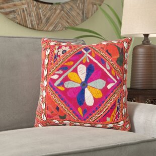 Fes Throw Pillow