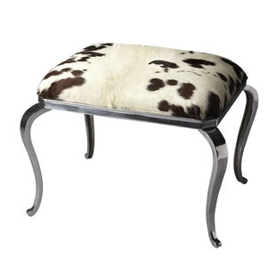 Willa Arlo Interiors Roca Ottoman