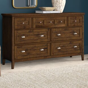 Amazonia 7 Drawer Dresser by Greyleigh