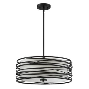 Wade Logan Samarth 3-Light Pendant