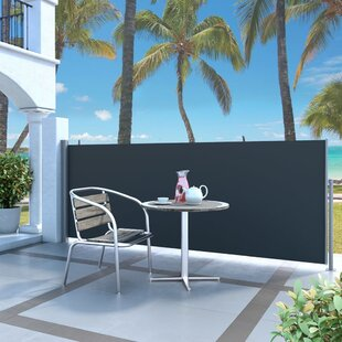 Keesler 3m W Retractable Side Awning By Sol 72 Outdoor