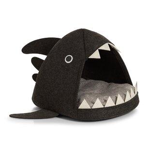Shark Cat Bed by Caracella