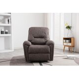 Donza Faux Leather Manual Recliner by Latitude Run®