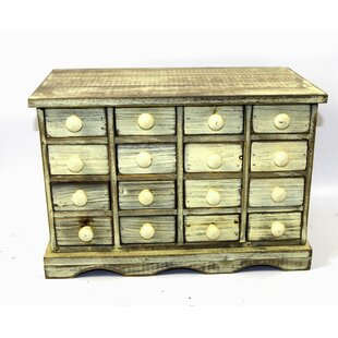 Fritz 16 Drawer Chest By House Of Hampton