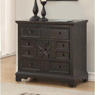 Eward 3 Drawer Dresser/Chest