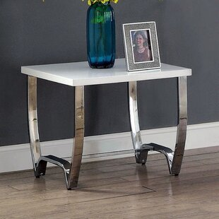 Bedolla End Table by Orren Ellis #2