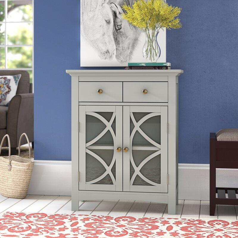 Ventnor Wooden Free Standing 2 Door Accent Cabinet by Alcott Hill®