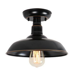 17 Stories Mattias Outdoor Flush Mount