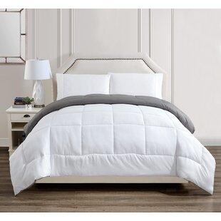 Reversible All Season Down Alternative Comforter