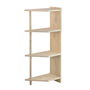 Tharp Corner Bookcase By Symple Stuff