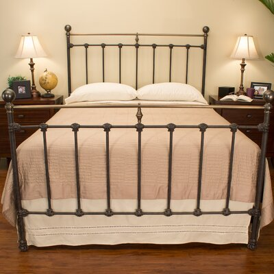 Durham Panel Bed Benicia Foundry and Iron Works Size: Twin
