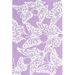 Reviews Handmade Lavender Area Rug By Park Avenue Rugs