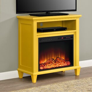 Colvard TV Stand for TVs up to 32 with Fireplace by Winston Porter