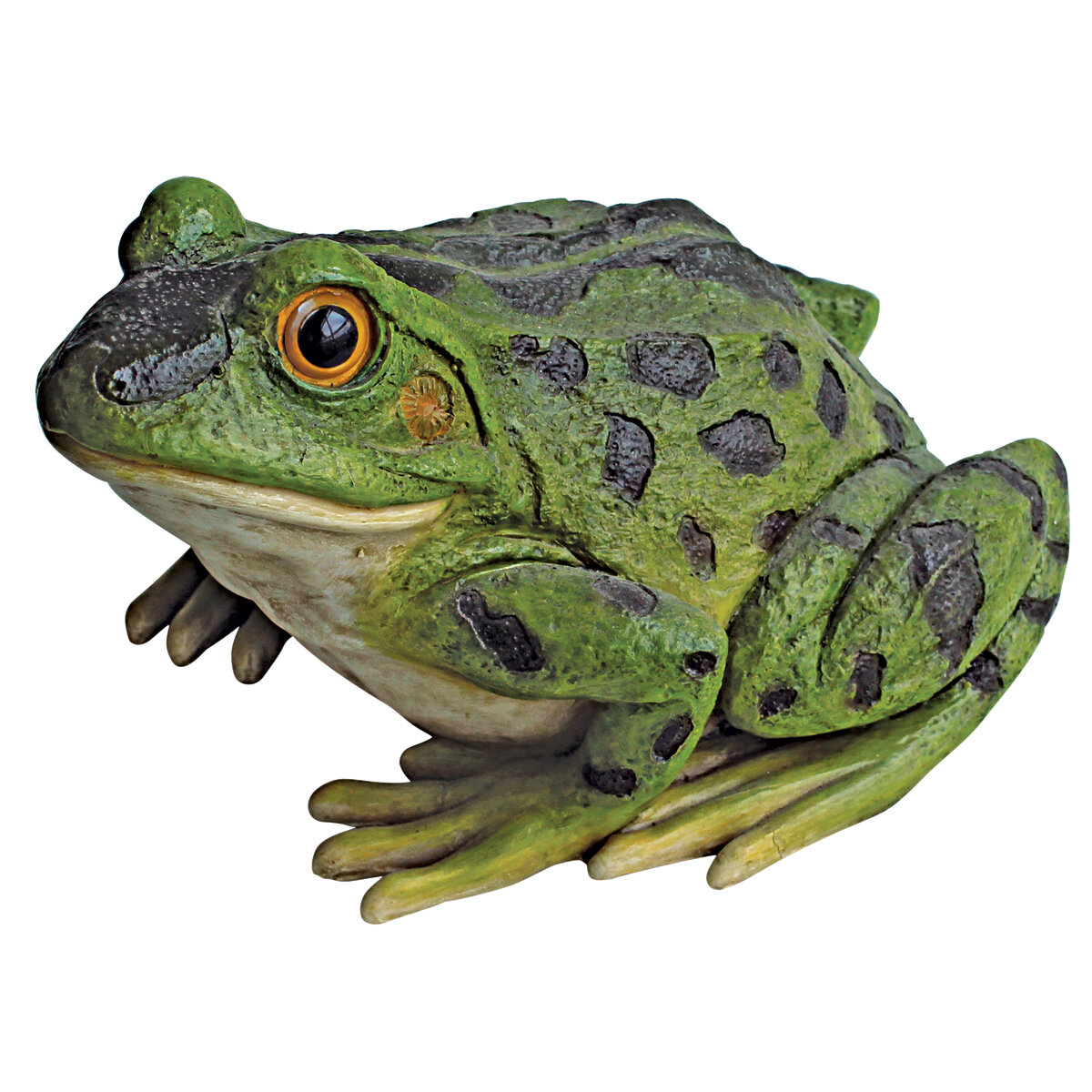 Design Toscano Ribbit The Frog And Garden Toad Statue Reviews Wayfair
