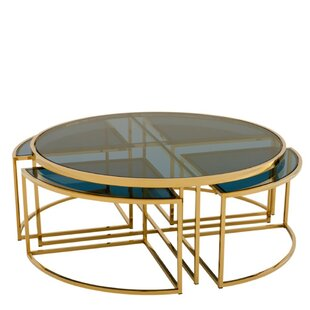 Padova 5 Piece Coffee Table Set