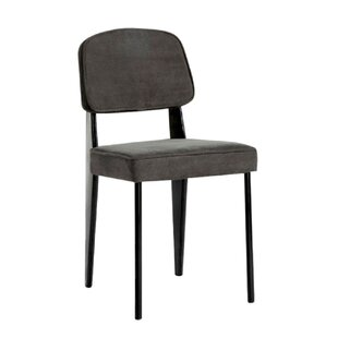 Fougere Upholstered Dining Chair Ebern Designs