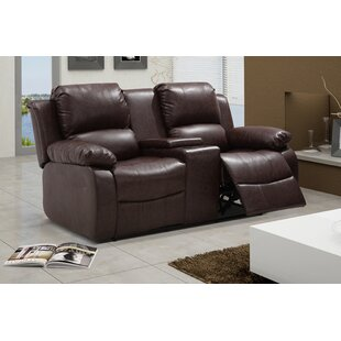 Living In Style Reno Reclining Loveseat