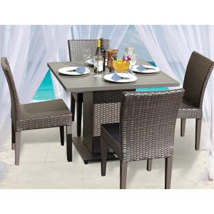TK Classics Napa 5 Piece Dining Set