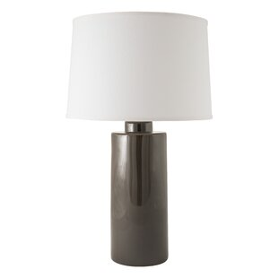 Glass cylinder table lamp wayfair save aloadofball Image collections