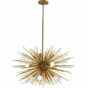 ARTERIORS Home Zanadoo 12-Light Sputnik Chandelier