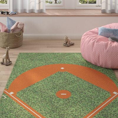 Sports Area Rugs You Ll Love In 2019 Wayfair