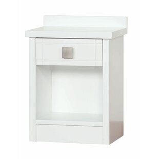 Barton 1 Drawer Bedside Table By Isabelle & Max