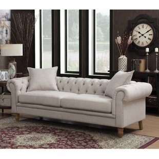 Lantz Chesterfield Sofa