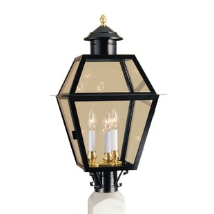 Harmony Outdoor 3-Light Lantern Head