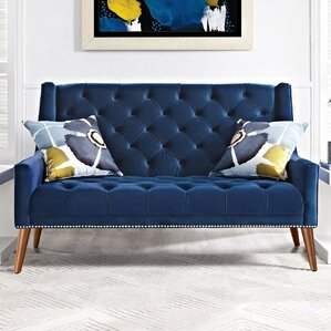 Peruse Loveseat by Modway