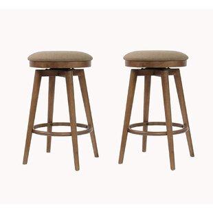 Amazing Wade Logan Brierfield Matthews 29 Swivel Bar Stool Tx Machost Co Dining Chair Design Ideas Machostcouk