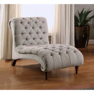 Kyla Tufted Chaise Lounge