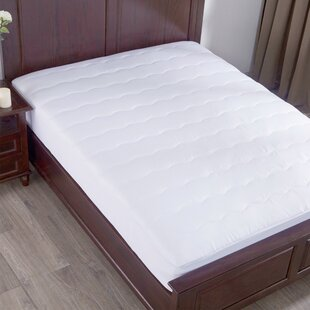 Alessia Top Down-Alternative Polyester Mattress Pad