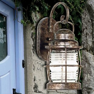 Best Choices Beacon 1-Light Outdoor Wall Lantern By Wildon Home ®
