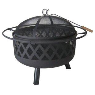 DDI Lattice Bowl Fire Pit