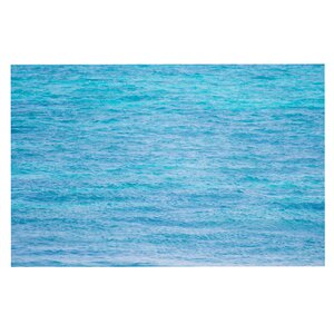 Catherine McDonald South Pacific II Ocean Water Doormat