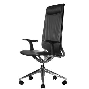 Wobi Office Marco II High-Back Leather Executive Chair