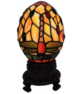Buying Strubing Egg Tiffany 11 Table Lamp By August Grove