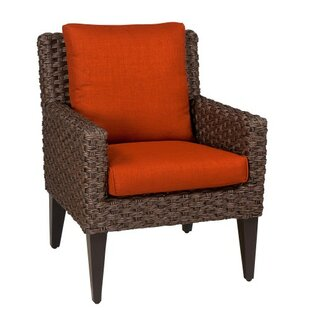 Mona Patio Dining Chair with Cushion