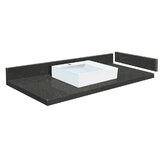 Madison 61 1 Bathroom Vanity Top by Transolid