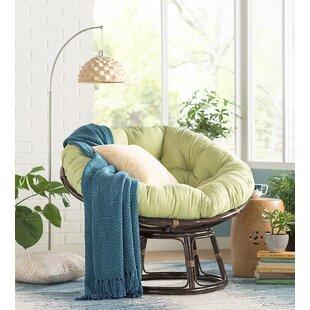 Decker Papasan Chair Beachcrest Home